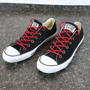 Converse All Star Low Top in Black